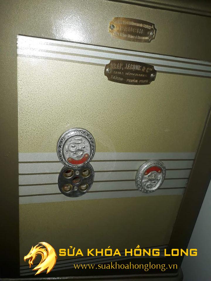 dịch vụ sửa khóa két sắt