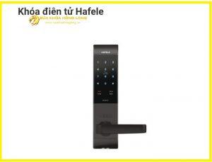 thay khóa điện tử Hafele